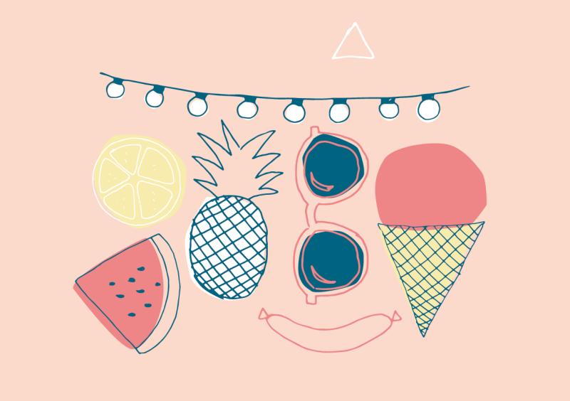 Illustrationen für verschiedene Projekte
