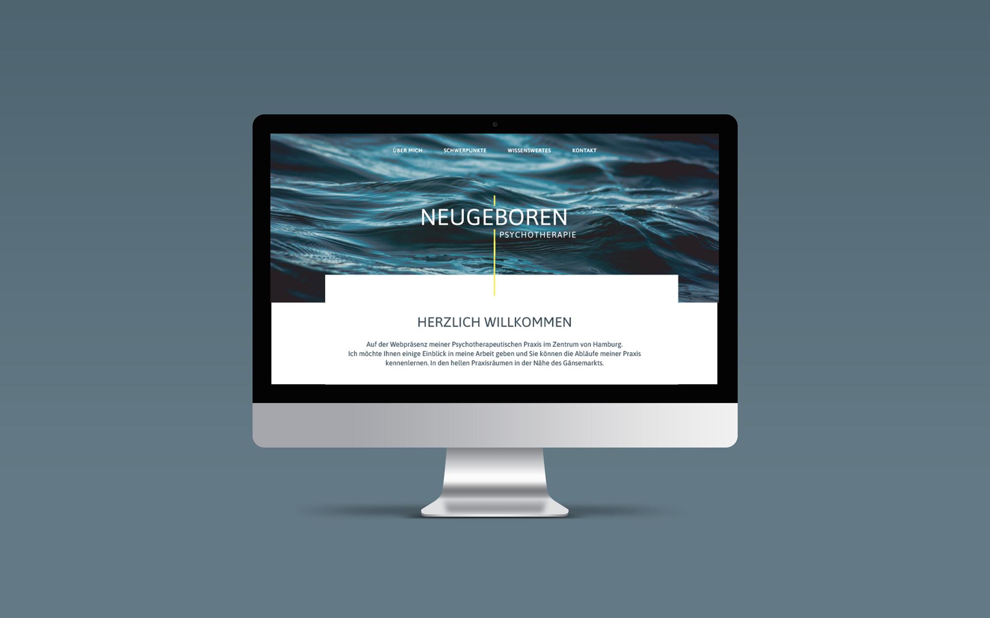 Neugeboren – Psychotherapie